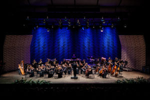 The Northwest symphony orchestra of Saint-Petersburg