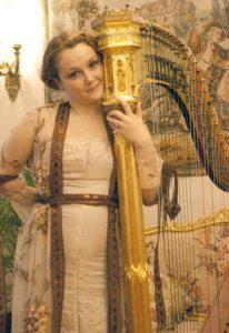 Yelizaveta Aleksandrova (harp)
