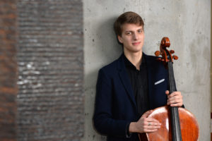 Marcel Johannes Kits (cello)