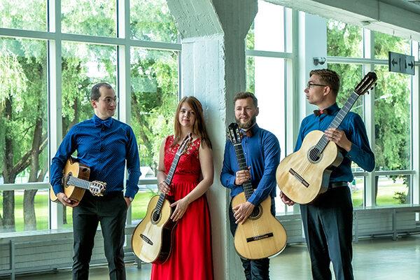 Tallinn Guitar Quartet